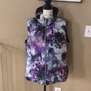 Christopher & Banks spring vest light  size XL/P